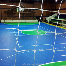China Hot Sale Playground Artificial Grass Futsal Sport Court Flooring protable indoor and outdoor futsal court flooring