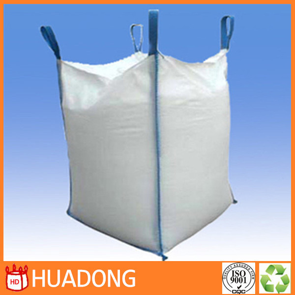 agriculture product 1 ton tote bag Big Bag / Jumbo Bag / Bulk Bag/ FIBC for lime,sand,cement factory directly