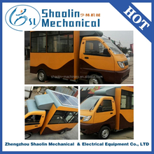 Hot sale Customized street mobile food truck for sale