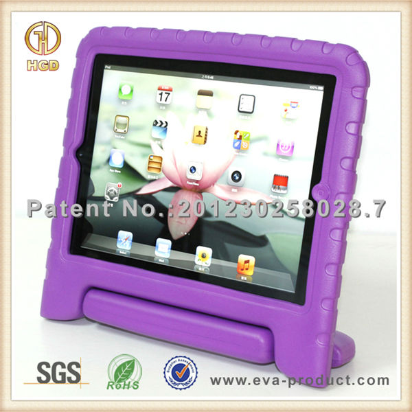 For apple ipad case, super protection stand case for ipad 2 3 4