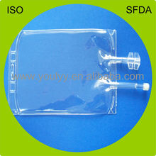 medical IV infusion bag