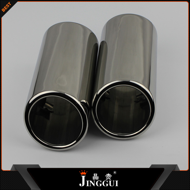 Exhaust pipe and silencers for bmw f30 rear exhaust tips
