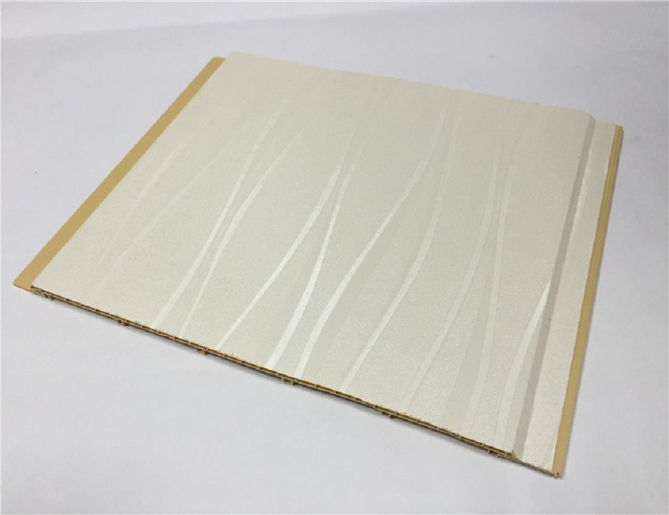 High Quality and Environmental Decorative Solid False PVC Wall Panel