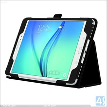 for galaxy tab A flip cover,folio leather case flip cover for samsung galaxy tab A 8.0 inch tablet pc