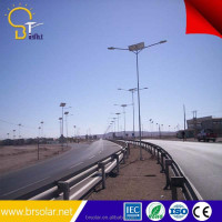 10 meters lighting metal poles for street light parts lighting