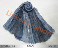 newest women stripe latest cotton shawl design for fall winter design cachecol,bufanda infinito,bufanda