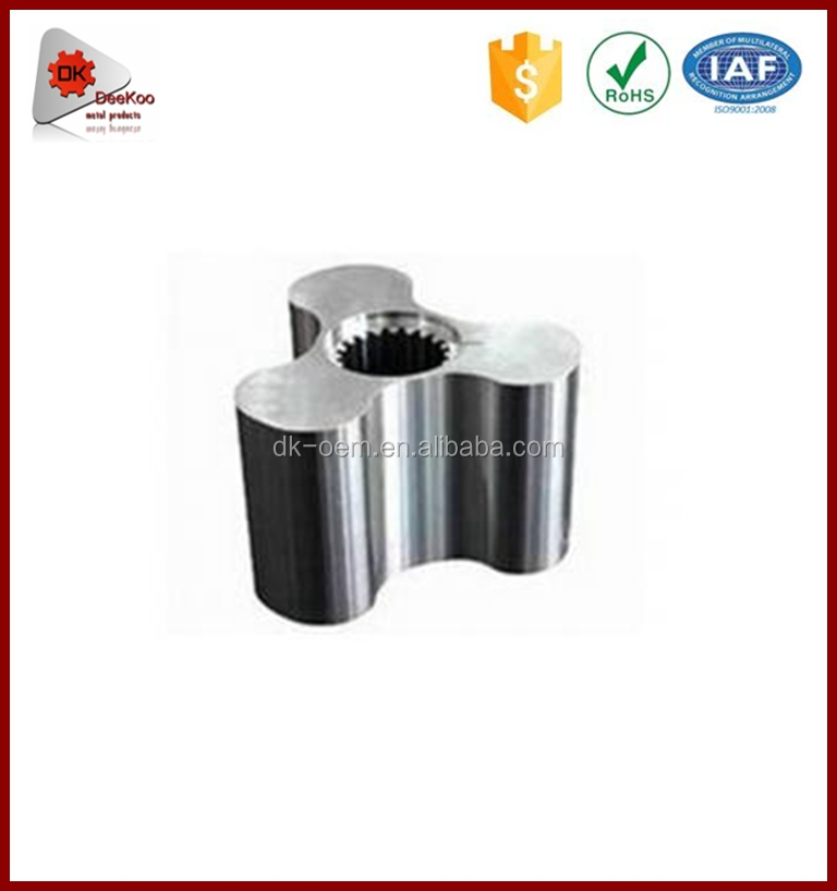 metal cutting cnc machine parts