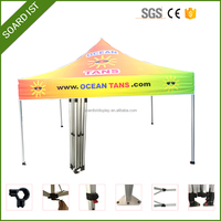 Outdoor Usage Durable Waterproof and Fireproof Folding Tent easy to install