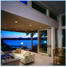 korean style exterior glass sliding doors