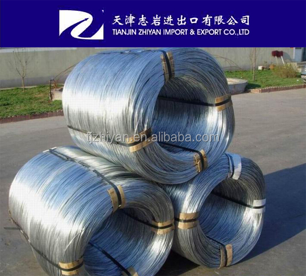 Low price Galvanized wire with high quality