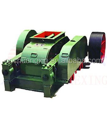 hard ore roller crusher/Double Roller Crusher produce for Ethiopia Customer