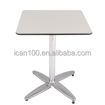 restaurant and bistro HPL compact laminate dining tables