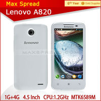 2013 new product made in China lenovo a820 cheap phone