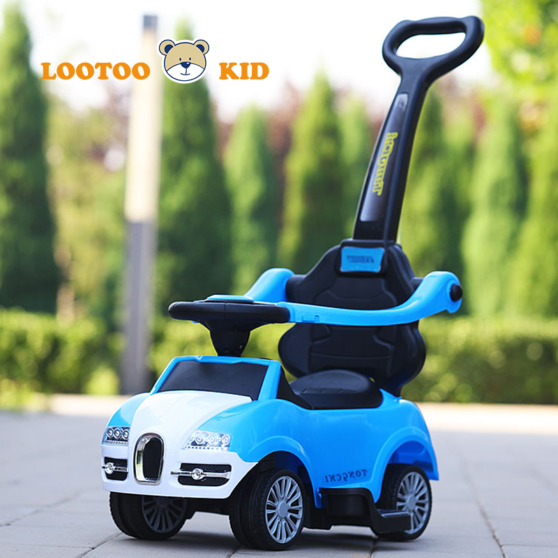 Alibaba Plastic cheap most popular kiddie rides car for children/baby walker ride on car musical car