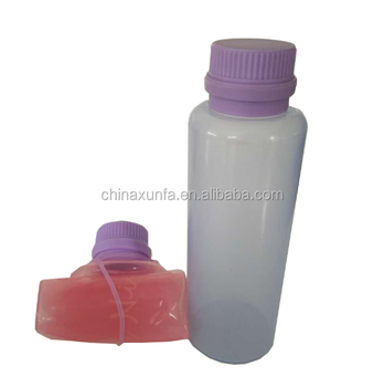 Safety material cheap 500ML silicone storage sport portable water bottle mini water cooler bottle