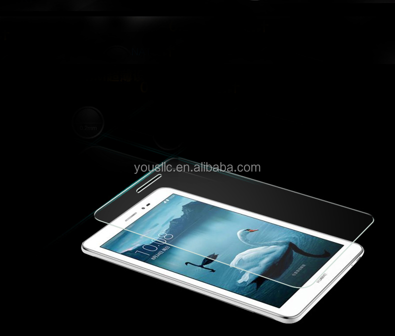 High quality Screen Protector,tempered glass screen protector for HUAWEI Medi apad X2