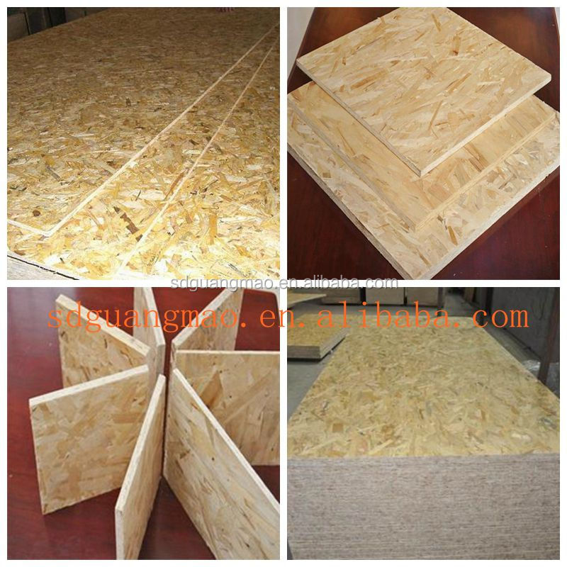 High Quality OSB in plywoods,OSB panel board