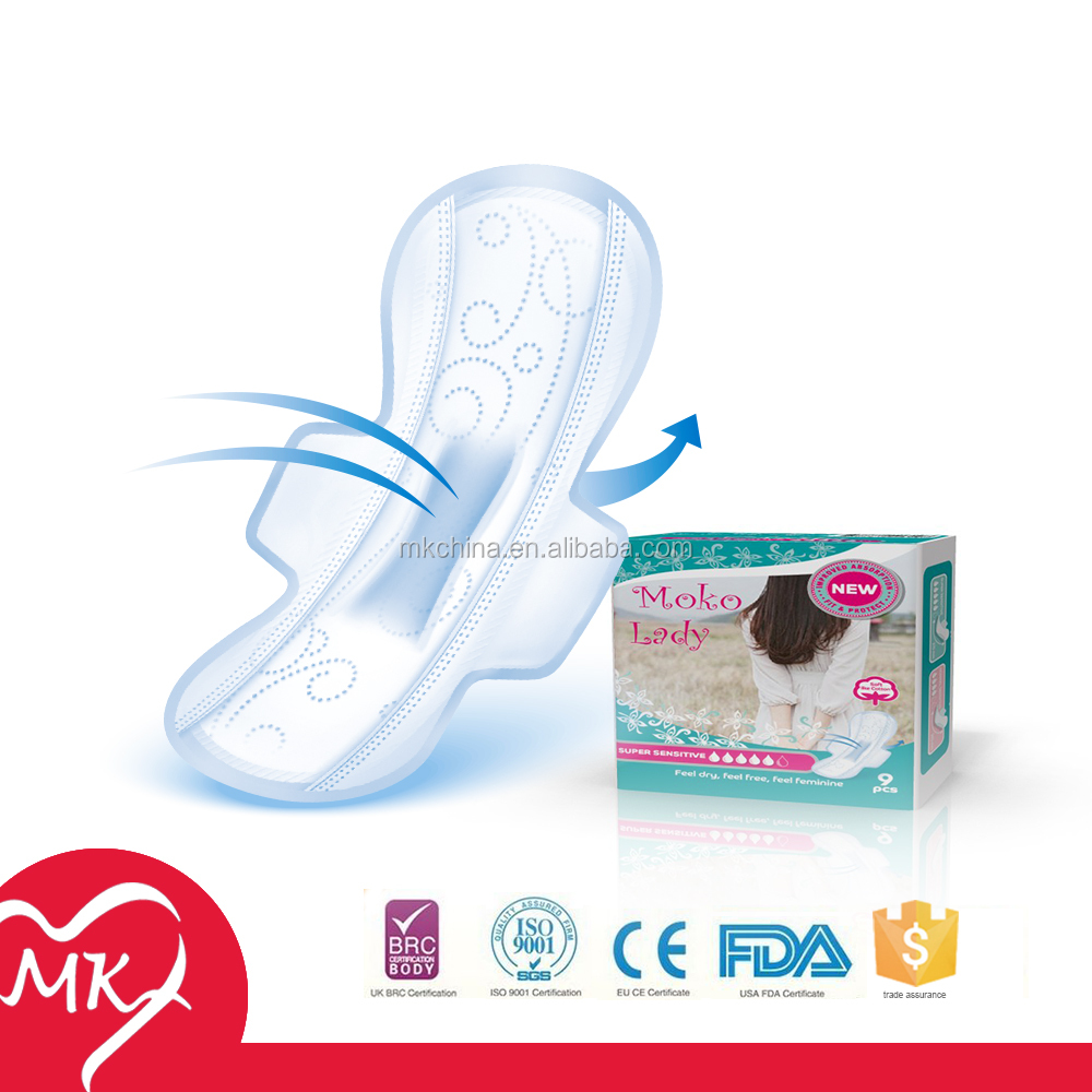 Wholesale Free sample ultra breathable cheap feminine hygiene anion hot sex film girl sanitary pads napkin