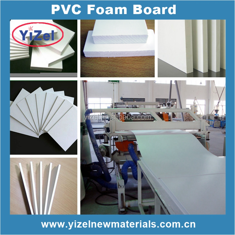 Made in China green foam boards insulation