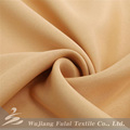 High quality heavy blackout curtain fabric full dull poly