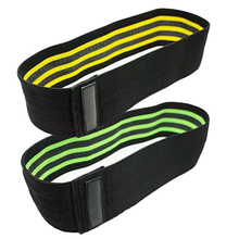2018 fashionable non-slip custom logo Resistance Workout Hip Exercise Bands