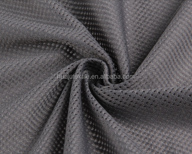 Polyester Mesh Fabric Outdoor Clips