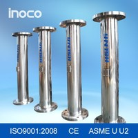 INOCO high performance static mixer for industry use with CE certificate
