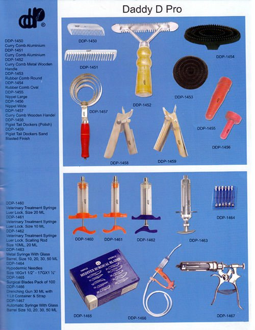 Vaterinary Instruments Catalogue, Page 20