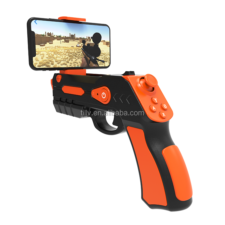 Wholesale Virtual Electric Wireless Reality smart cellphone Game Player 3D Ar <strong>Gun</strong>