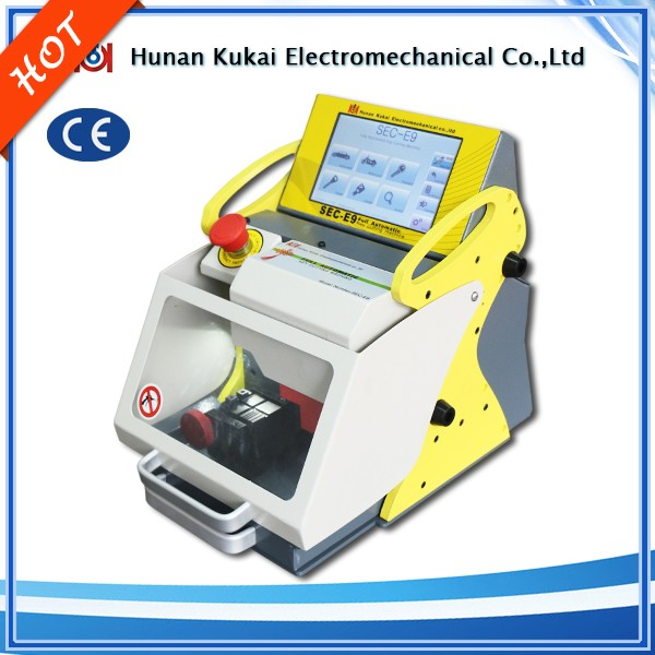 wholesale locksmith supplies sec-e9 key cutting machine with best quality and price
