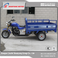 DOHOM motorcycle with rent three wheel trike LZSY 200cc motorcycle