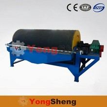 Wet Type Made In China Magnetic Cylinder Drum Separator For Sale