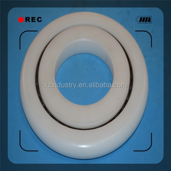 used type plastic ball bearing precision