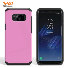 2017 Best selling consumer products s8 case hybrid shockproof,s8 cellphone case plus