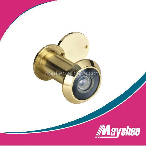polished plastic door viewer door eye viewer