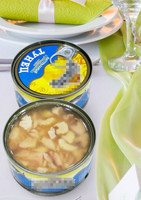 185g Canned Tuna in Oil
