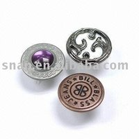Jeans Button Available in Various Colors