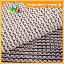 Poly knitted air mesh fabric football jersey cloth