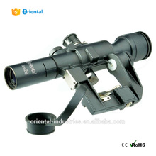 Hunting Optical Sight Rifle scope, Tactical Sniper 4X26 SVD AK Series Gun Riflescope, Target Shooting Laser Riflescope