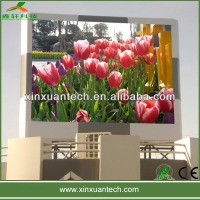 Electronic HOT Sale RGB color p20 outdoor fullcolor led display screen