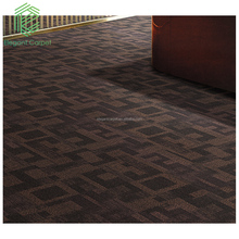 new style most popular pp raw material tufted carpet tile hotel