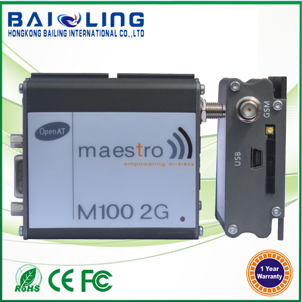 GSM/GPRS WAVECOM Q2687 maestro100 modem wireless maestro100 modem Data Monitor and Control universal modem