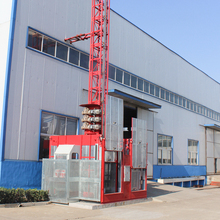 2000Kg Building Construction Materials Lift Manufacturer