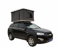 Outdoor camping car hard shell canopy
