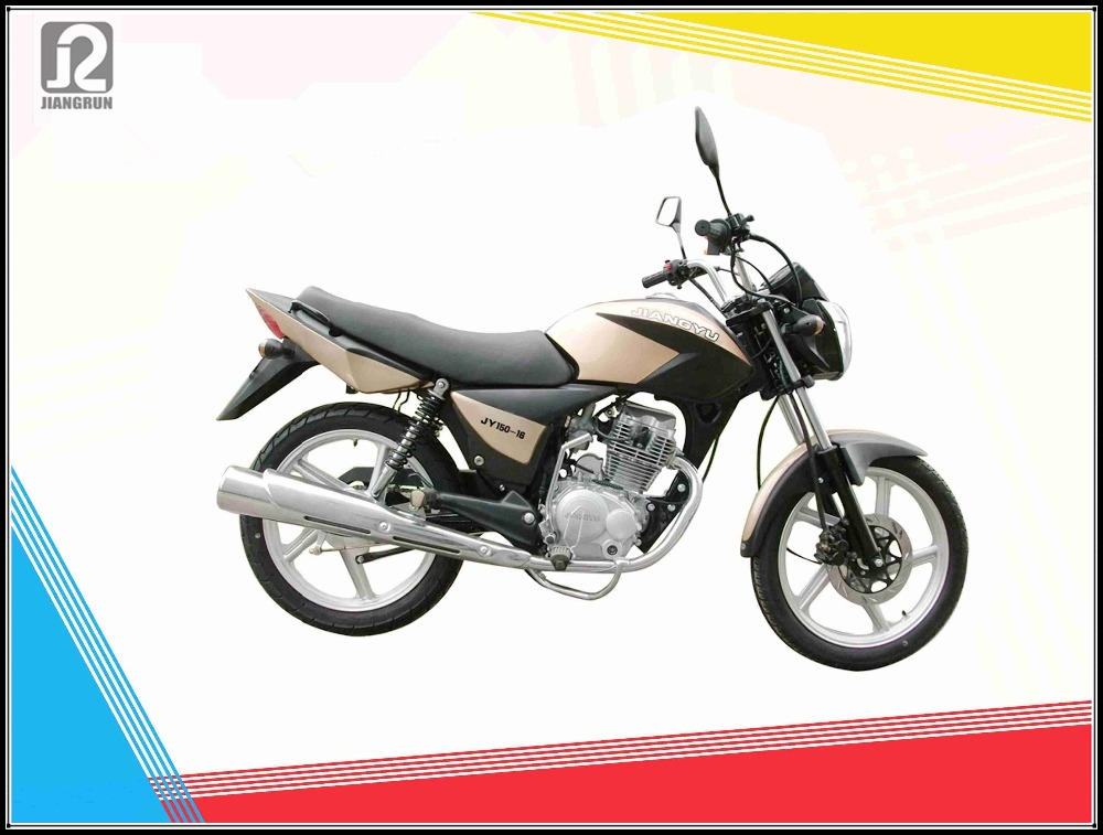 Fashionable motorcycle /125cc 150cc cheap street bike /Brazil CG pedal --JY150-16