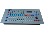 Wholesell hot 240 dmx controller,DMX lighting controller,Disco 240 DMX controller,control 12pcs 16dmx channel stage lighting,