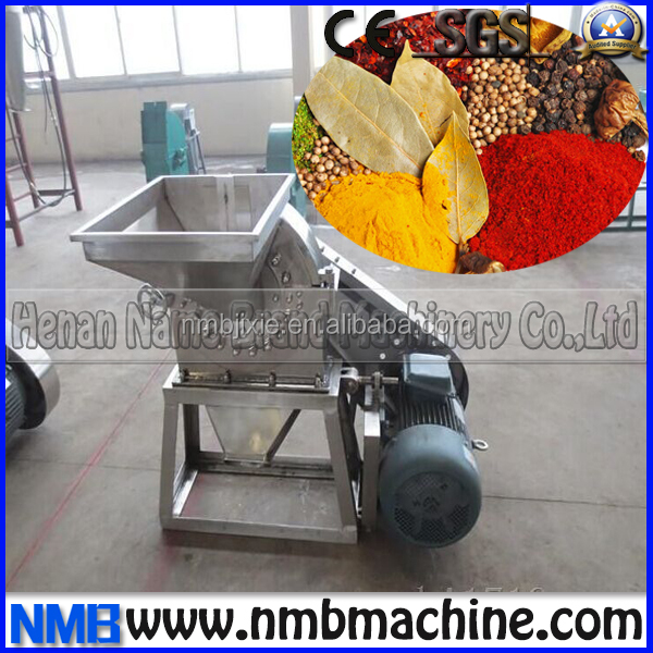 factory stock supply chilli mill grinder machine for fine powder