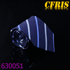 Cheap 100 Silk Necktie Custom Strip