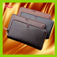 genuine leather clutch bag for mem