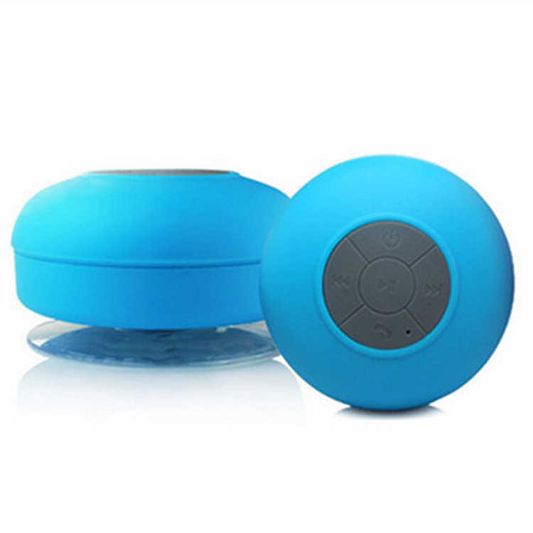 Waterproof Bluetooth Speaker 2017 China manufacturer Wholesale Shower portable Mini Bbluetooth Speaker Portable and Wireless